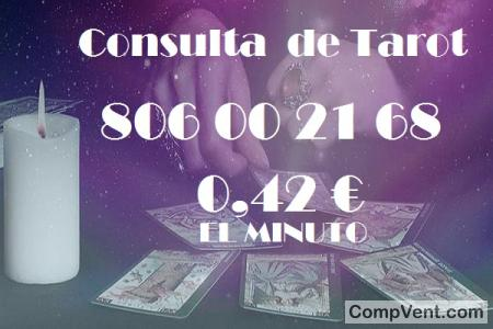 Tarot Tirada Visa /Tarot 806 del Amor