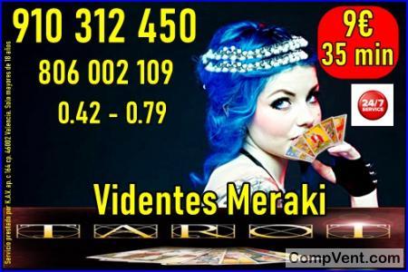GRANDES OFERTAS EN TAROT Y VIDENCIA MERAKI 910312450-806002109