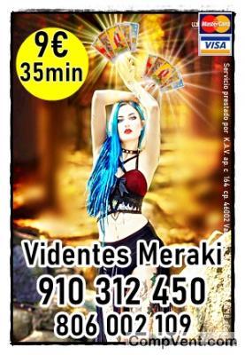 ¿Encontrare mi pareja ideal? Especialistas del Tarot y Videncia Promoción Visa 4€ 15 min. 910312