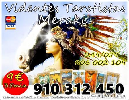 Tarot Visa excelentes profesionales, Tarot evolutivo, videncia, runas, péndulo 910 312 450
