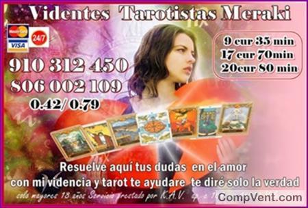 ¡¡Consulta las 24 horas Tarot y Videncia Natural, Runas, Rituales, Péndulo!! Magia Blanca. 910312
