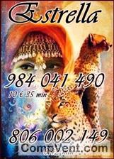 Vidente natural ,experta en tarot Egipcio  oferta visa desde 5 € 15 mts. a 20€ 75 mts.932424782