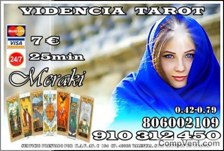 TAROT ECONÓMICO Y FIABLE PROMOCIÓN VISA  9€ 30min.18€ 65min 910312450-806002109