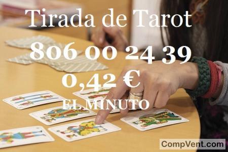 Tirada Tarot Visa del Amor/806 Tarot