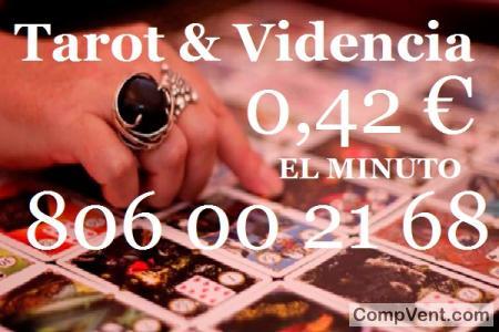 Lectura Tarot 806 del Amor/ 0,42 € el Min
