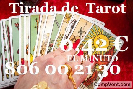 Tarot del Amor/806 Tarot/0,42 € el Min