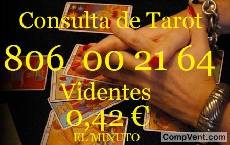 Tarot Tirada 806/Tarot Visa del Amor