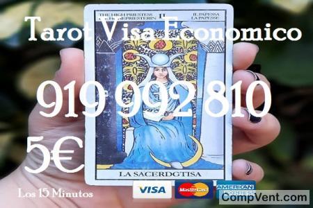 Tarot 5 € los 15 Min/806 Tarot