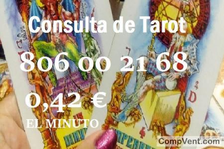 Tarot Visa/806 Tarot/8 € los 30 Min