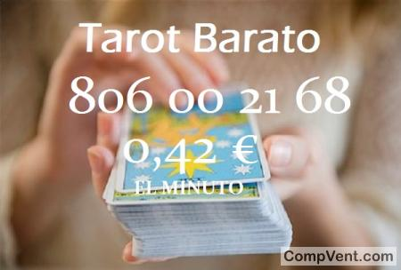 Tarot 806 Barata/Tirada de Cartas/Tarotistas