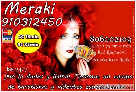 CLARIVIDENTE EN EL AMOR VISA 9 EUR 35 MIN 910312450 -806002109