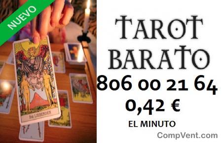 Tarot Linea Barata/806 Tarot