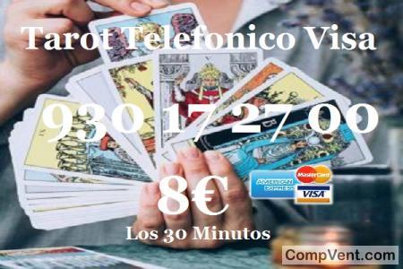 Tarot Visa Barata/Tarotista/8 € los 30 Min