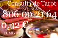 Tarot Barato/Oráculo del Amor. 0,42 € el Min.