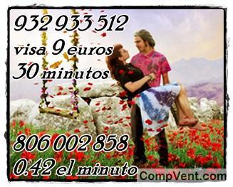 Un tarot que piensa en tus sentimientos  933800803 y 806131072 visas 9 € 35 MIN -5 €17 MIN