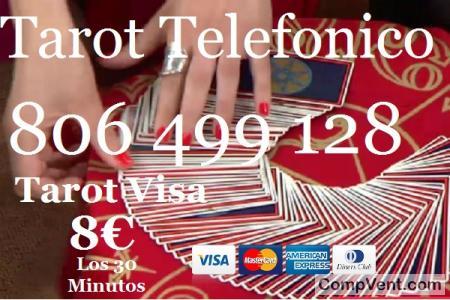 Tarot Visa 8 € los 30 Min/ 806 Tirada de Cartas