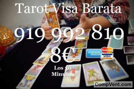 Tarot Visa 5 € los 15 Min/806 Tarotistas